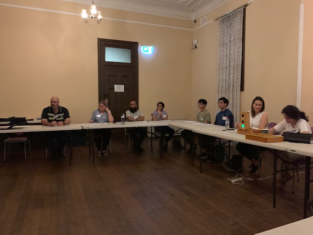 Banyandah Toastmasters Meeting