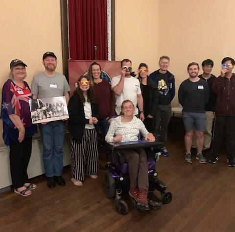 Banyandah Toastmasters Meeting in Maylands